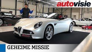 Waarom Alfa Romeo de 8C Competizione niet kon bouwen - Sjoerds Weetjes #131