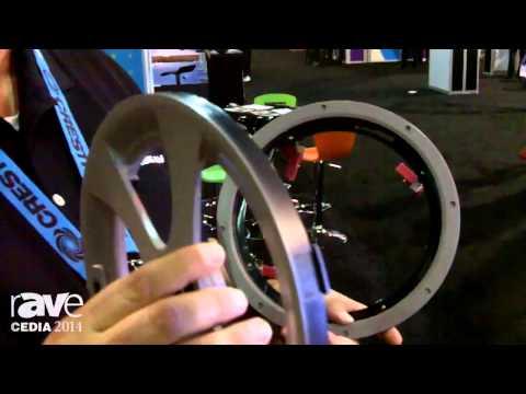 CEDIA 2014: CASE AV Introduces the Evolution Tool-less Mounting Speaker