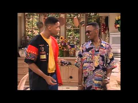 Fresh Prince Of Bel Air Funny Moments Part 4 video