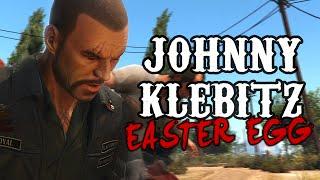 GTA 5 - Johnny Klebitz & LOST MC Bikers Coffin EASTER EGG! (GTA V Easter Eggs)