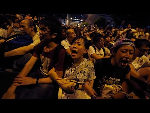 Rallying for Democracy: Is Hong Kong Pulling Away from the Mainland? (LinkAsia: July 11, 2014)
