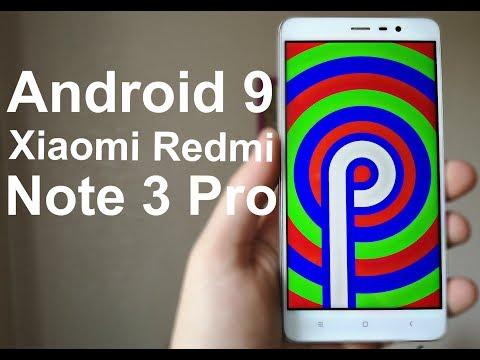 Установил Android 9 на Xiaomi Redmi Note 3 Pro ✈️САМАЯ БЫСТРАЯ...