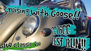 VW Beetle Cruise