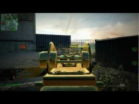 First MW3 Video: M.O.A.B - Dome