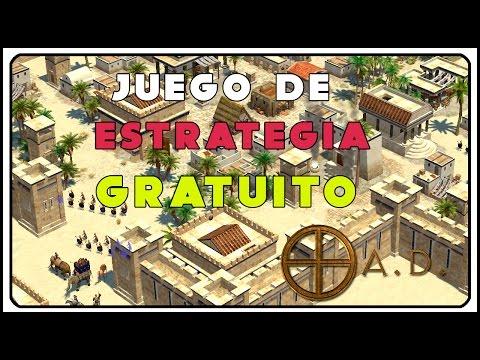GRAN JUEGO DE ESTRATEGIA GRATUITO SIMILAR AL AGE OF EMPIRES - 0 A.D