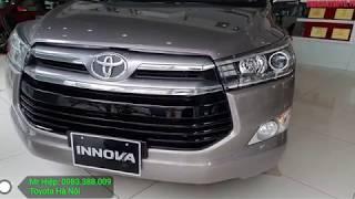 📣📣Mua xe Toyota Innova 2019 được khuyến mãi cực lớn trong 2 tháng 5-6/2019 | Thế Giới Xe Ô Tô