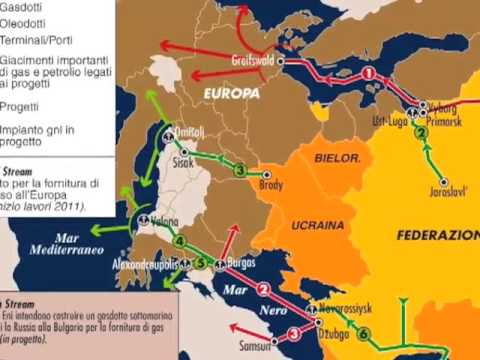 Europe Russia  A pipeline story