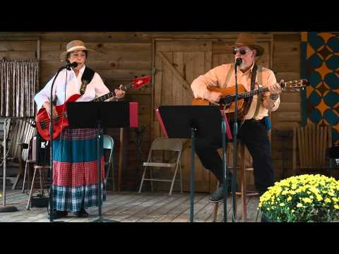 James and Priscilla Hale Perform At 2014 Harvest Festival