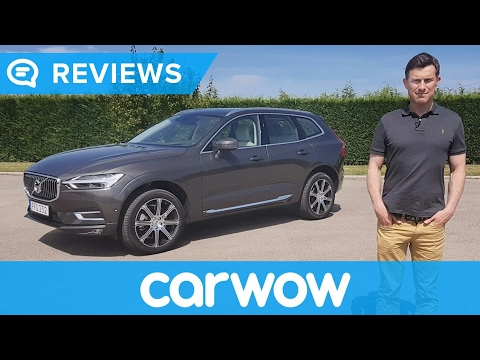 Volvo XC60 SUV 2018 review   Mat Watson Reviews