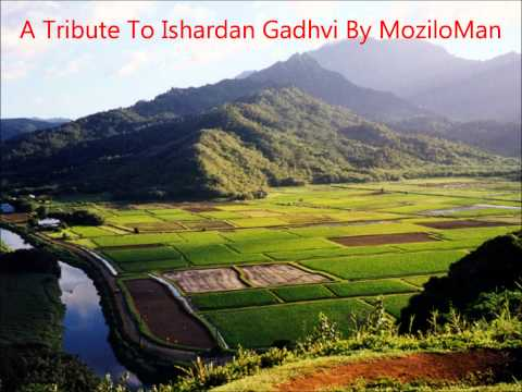 A Tribute To Ishardan Gadhvi By Moziloman ::: Dikara Nu Dan ::: video
