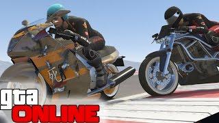 Как сделать мотоцикл в гта 5 212