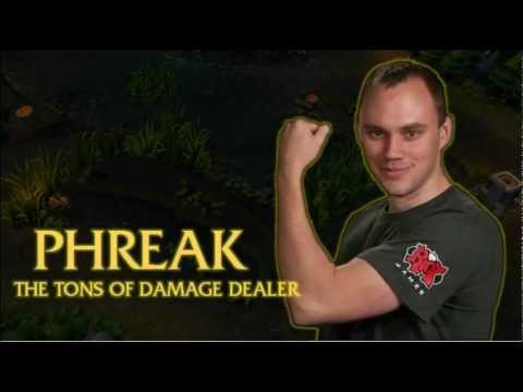 Champion Spotlight: Phreak, the Tons of Damage Dealer