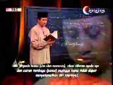 Wisata Hati Antv - Ust. Yusuf Mansur Tadarus Qs Ar Rahman (lengkap) video