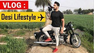 [VLOG] My Desi Lifestyle ❤ | Rohit Khatri Fitness