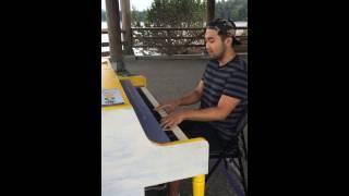 Pianos On The Street Hallelujah