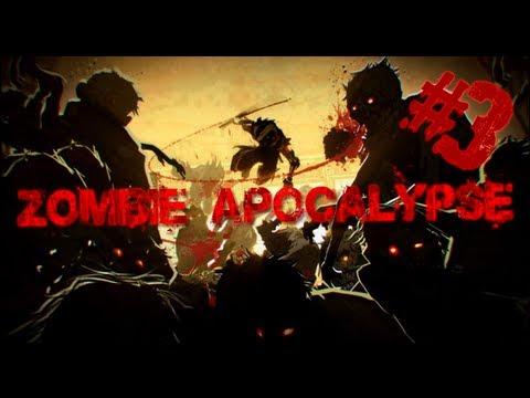 [Кооп] Minecraft - Карта - Zombie Apocalypse - 3 Серия