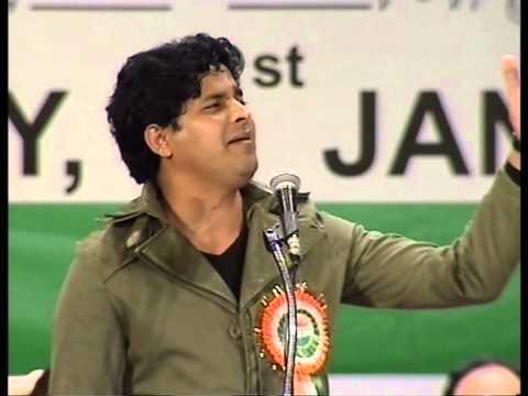 Imran Pratapgarhi Dubai Mushaira 2013 ... Maa Hum Bhi Tere Bete Hain ...!!! video