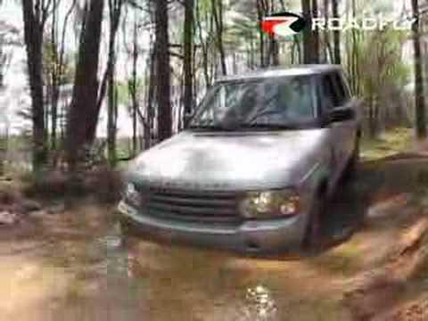 Roadfly.com - 2007 Land Rover Range Rover Off Road
