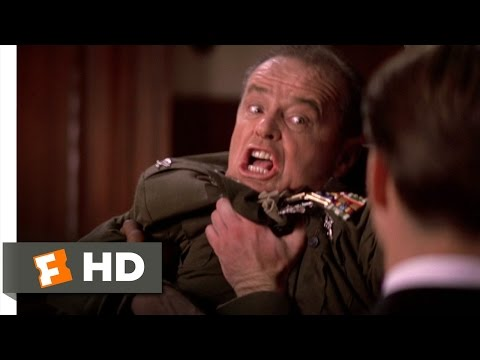 A Few Good Men (8/8) Movie CLIP - Jessup Is Arrested (1992) HD