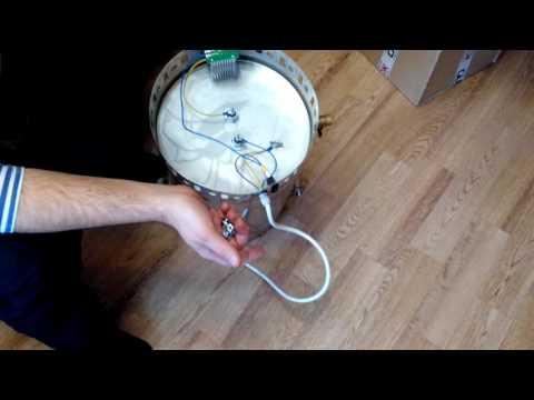 Алковар перегонный куб 30 литров с тэном 3 квт samogonok