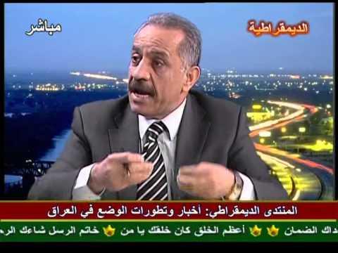 قناة المستقلة اللقاء الكامل مع الناشط السياسي قصي المعتصم