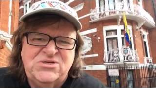 Michael Moore Agrees With Donald Trump