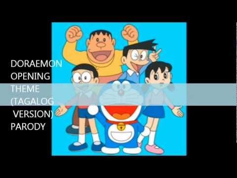 Doraemon Opening Themesong Tagalog Version Parody video