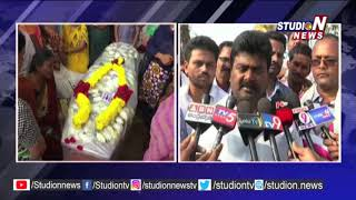 Dhavala Arjun Rao Funeral Honoured by AP Government