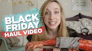 This Girl's Black Friday Haul Video is Horrifying