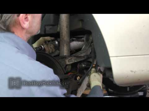 BMW 5 Series (E39) 1997-2003 - Rear upper control arm DIY. how to remove and install