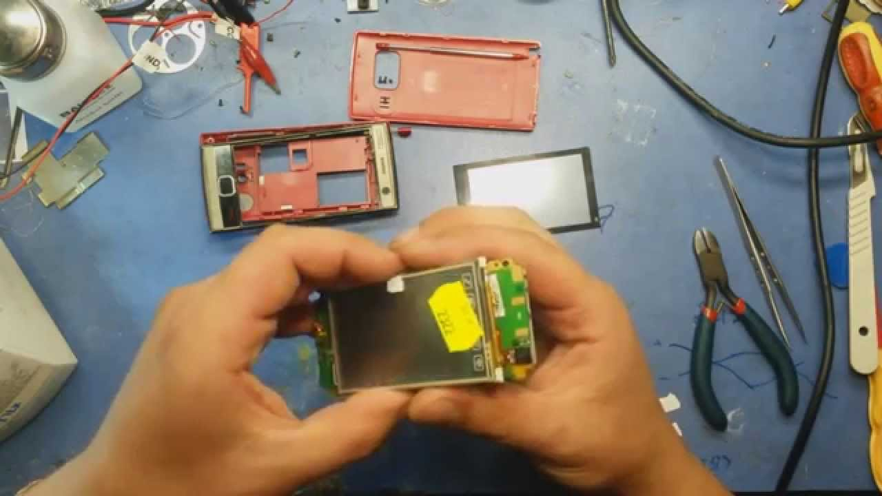 Ремонт китайского телефона своими руками 45