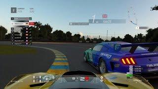 Gran Turismo™SPORT Daily Race 359 Le Mans Chevrolet Corvette C7 GT3 Onboard