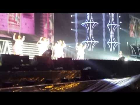 "140111 SNSD The Boy + IGAB @ @ Girls'Generation Wolrd Tour ""Girls&Peace"" In Bangkok"