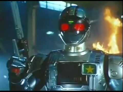 Japanese RoboCop (with English subtitles)