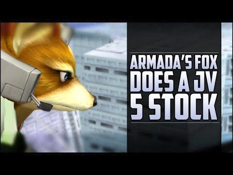 Armada's fox does a JV 5 stock