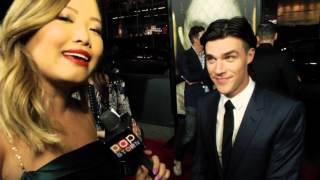 "Finn Wittrock Talks Getting Naked With Lady Gaga, Sex & Blood On ""American Horror Story: Hotel"""