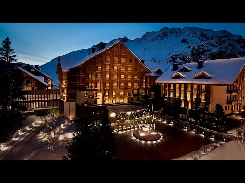 Luxury Ski Resort at The Chedi Andermatt, Switzerland - a GHM hotel