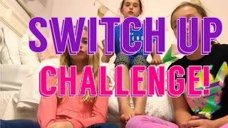 EXTREME SWITCH UP CHALLENGE AND SCAVENGER HUNT!!!!!