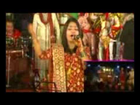 Singer Sonia Sharma Raat Shyam Sapne Mein AayeSong on LIVE JAGRAN...