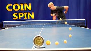 Ping Pong Trick Shots 4 I Pongfinity