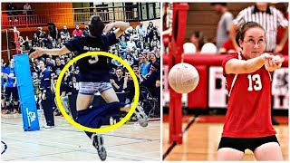 Volleyball Problems | Funny Volleyball Fails | 2017 (HD)