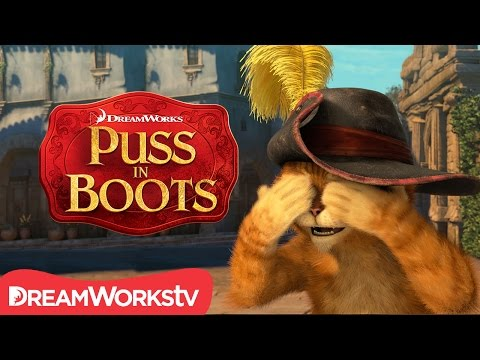 Disappearing Cat Trick | NEW PUSS IN BOOTS