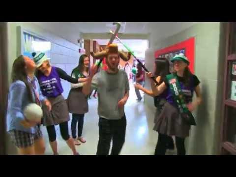 Sharon High School Lip Dub 2014 -