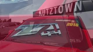 Lifted 2018 GMC Sierra 1500 Crew Cab SLE Z71 4x4 - Lifted Trucks Berks County, PA
