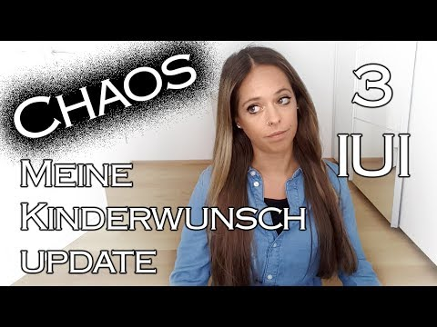 Kinderwunsch / IUI 3 / totales Chaos...