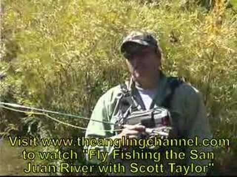 San Juan River Fly Fishing Tips