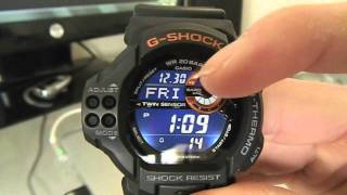 Review of Gshock GDF100-1b