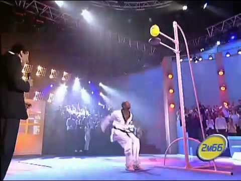 Highest Tae-Kwondo Kick - Guiness Book of World Records