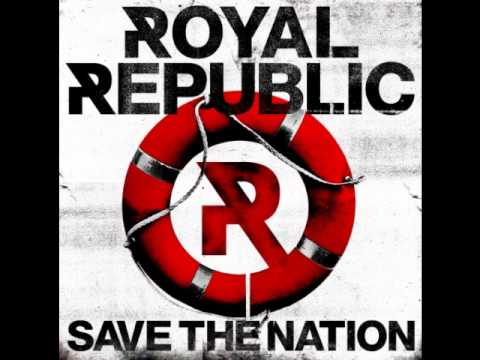 Royal Republic - Sailing Man