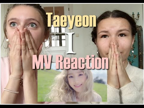 TAEYEON 태연_I (feat. Verbal Jint) MV REACTION ☆Leiona☆